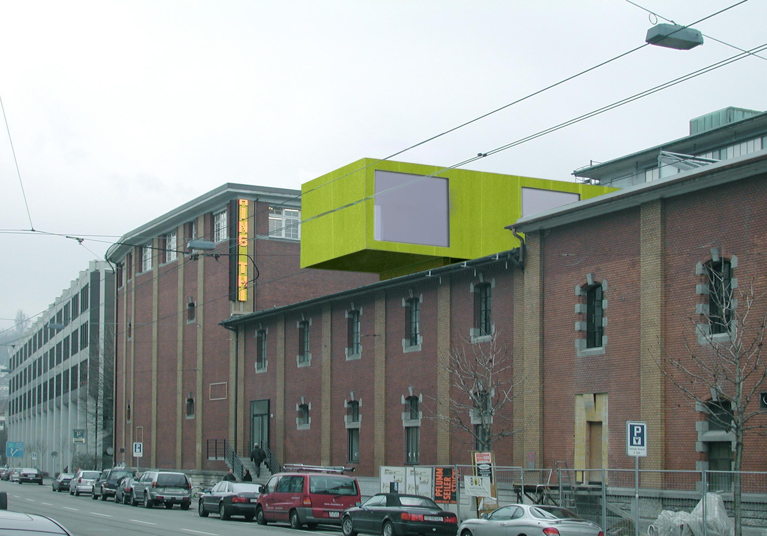 Café Kunsthalle Zürich