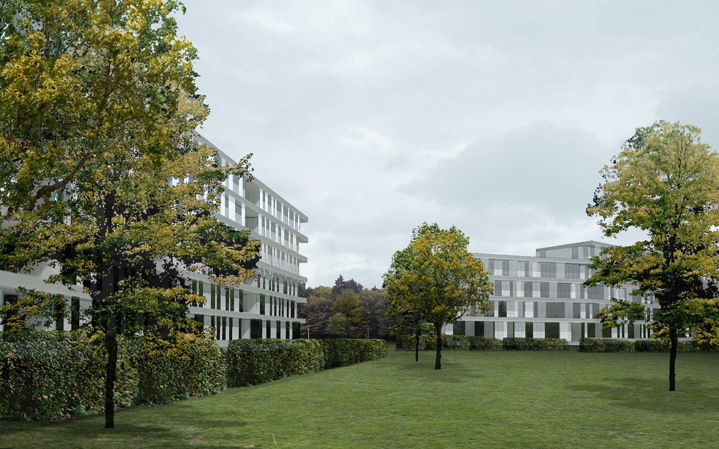 Housing Development Brunnenhof