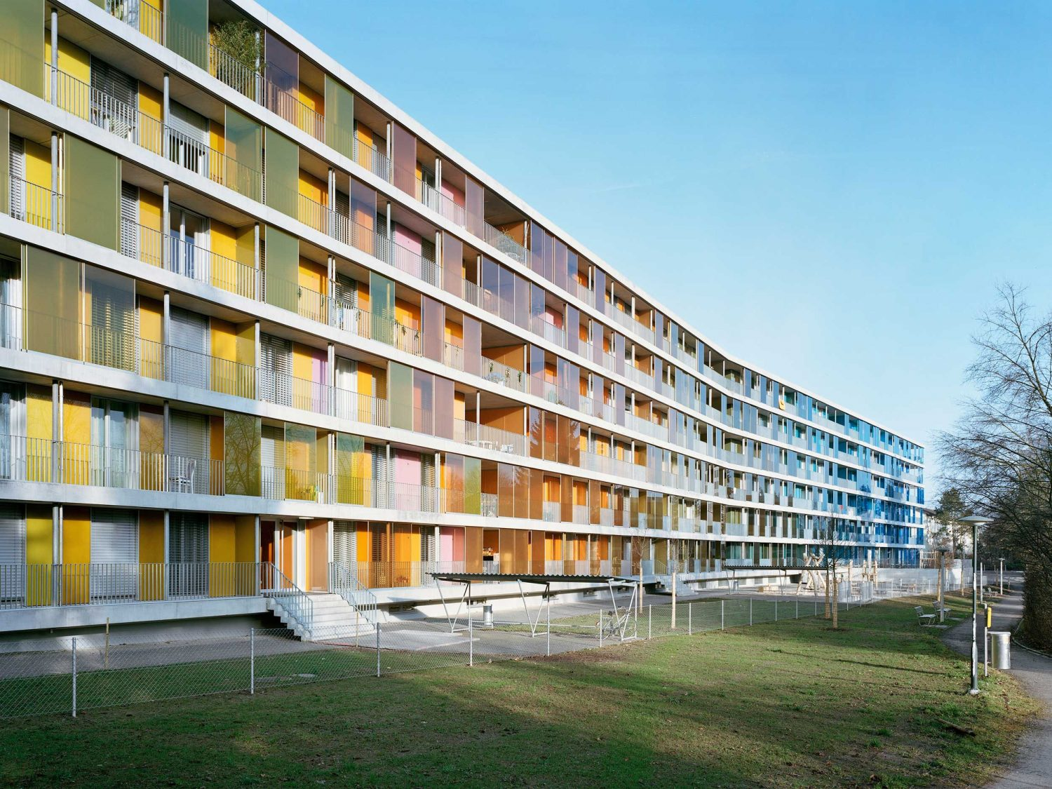 Housing Development Brunnenhof post image