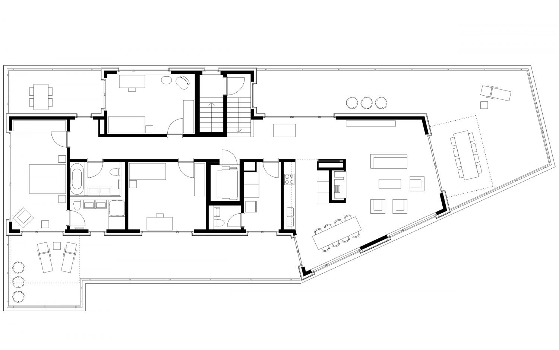 Haus 1 Attika
