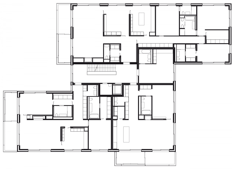 Haus 2 – 1. Obergeschoss