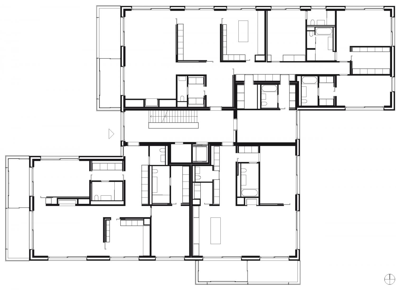 House 2 – Ground floor