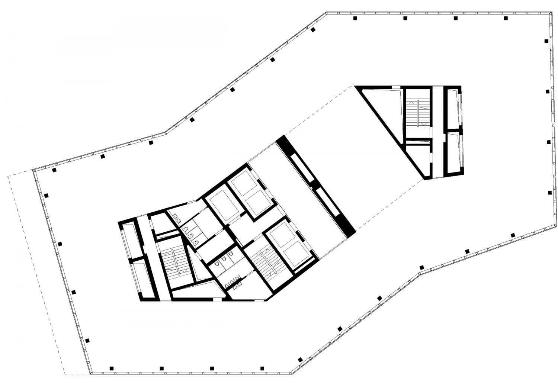 24. Obergeschoss