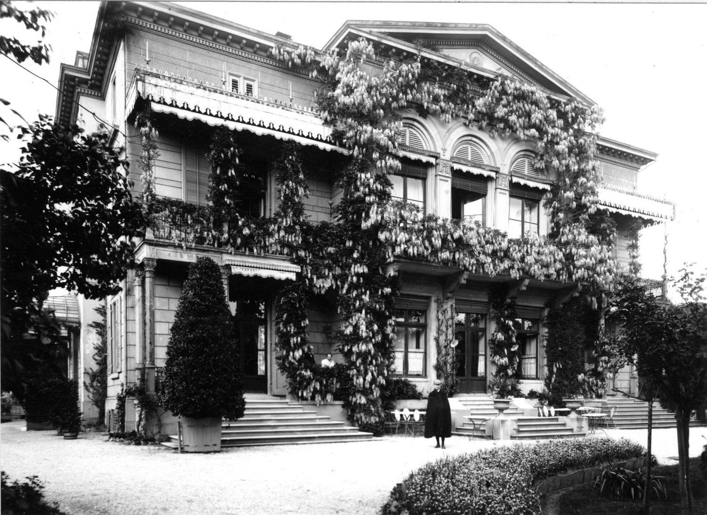 1909 Ansicht Süd