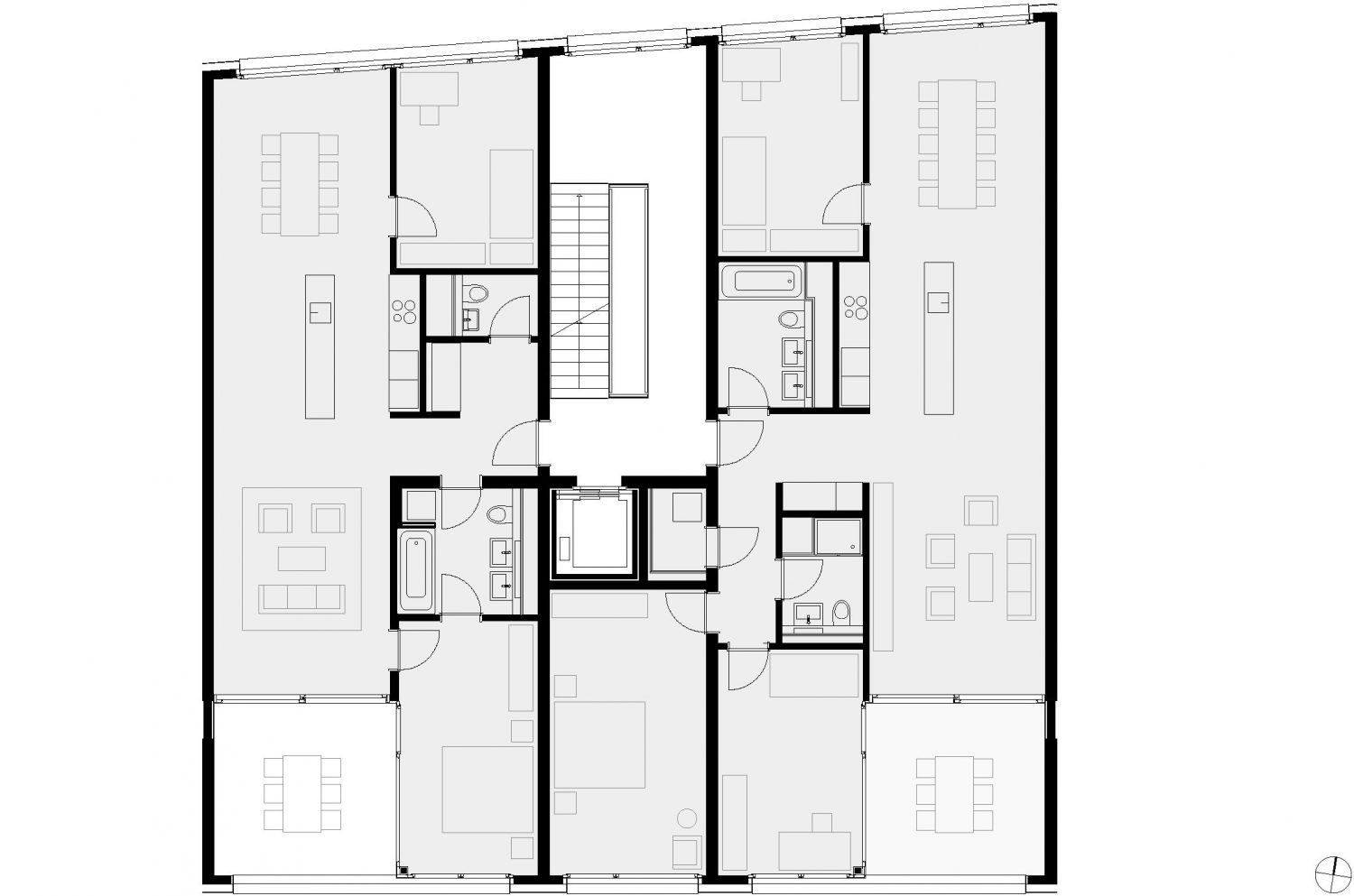 House 2 – 4.5- / 2.5- / 4.5-rooms