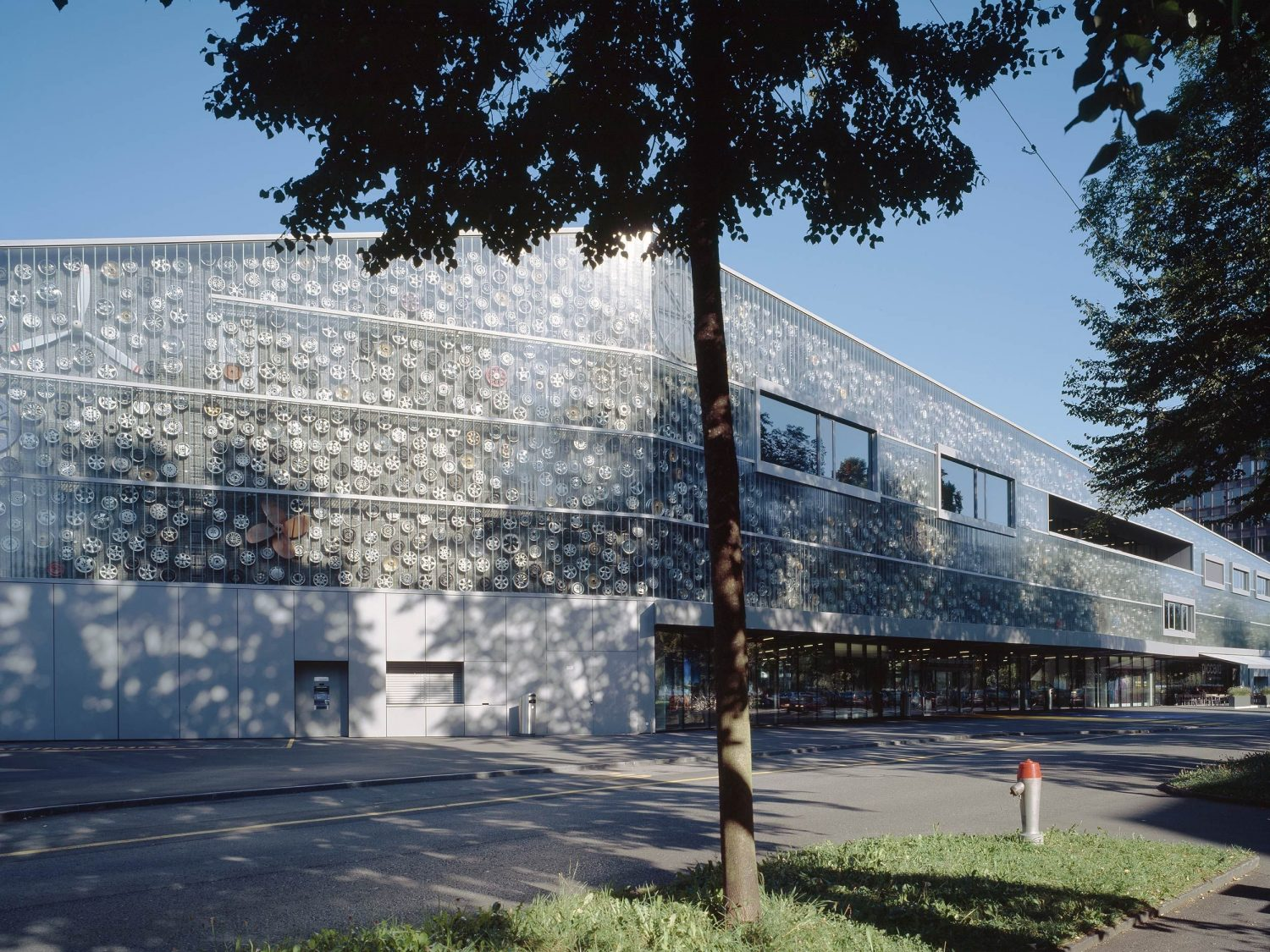 Swiss Museum of Transport – Entrance Building post image