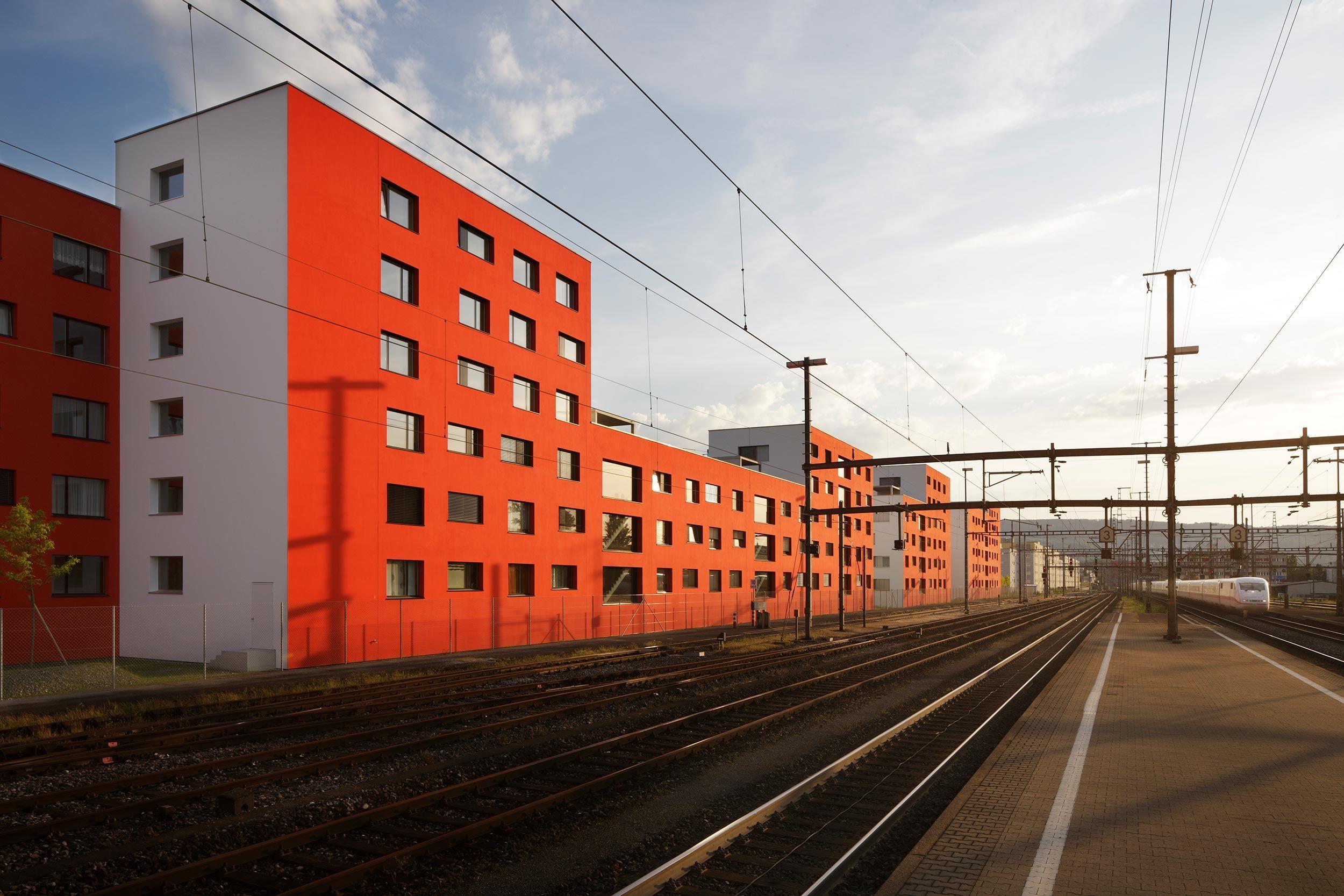 Housing Development Goldschlägi