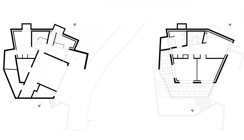 Lower floor / ground floor