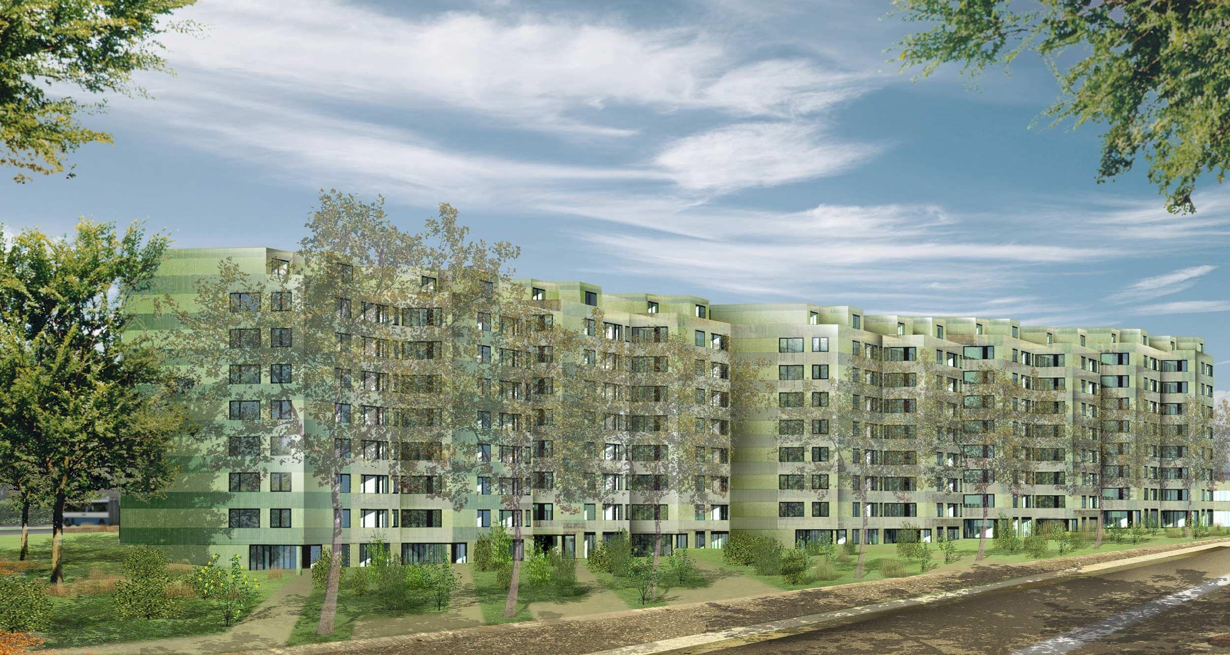 Wohnüberbauung Schaffhauserstrasse