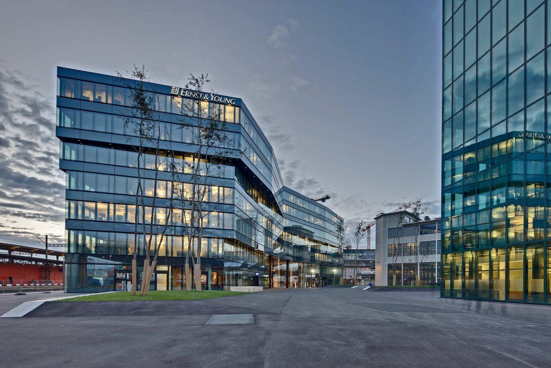 «Platform» Office Building post image