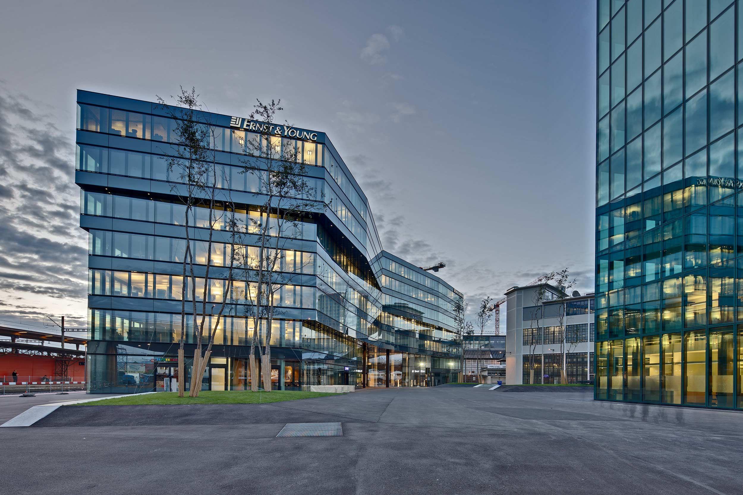 Bürogebäude «Platform»