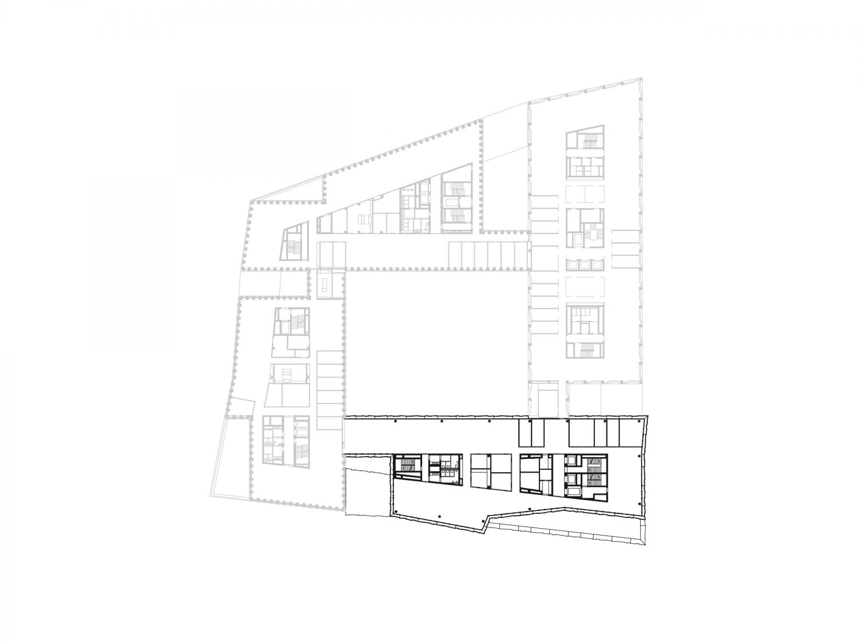 6. Obergeschoss
