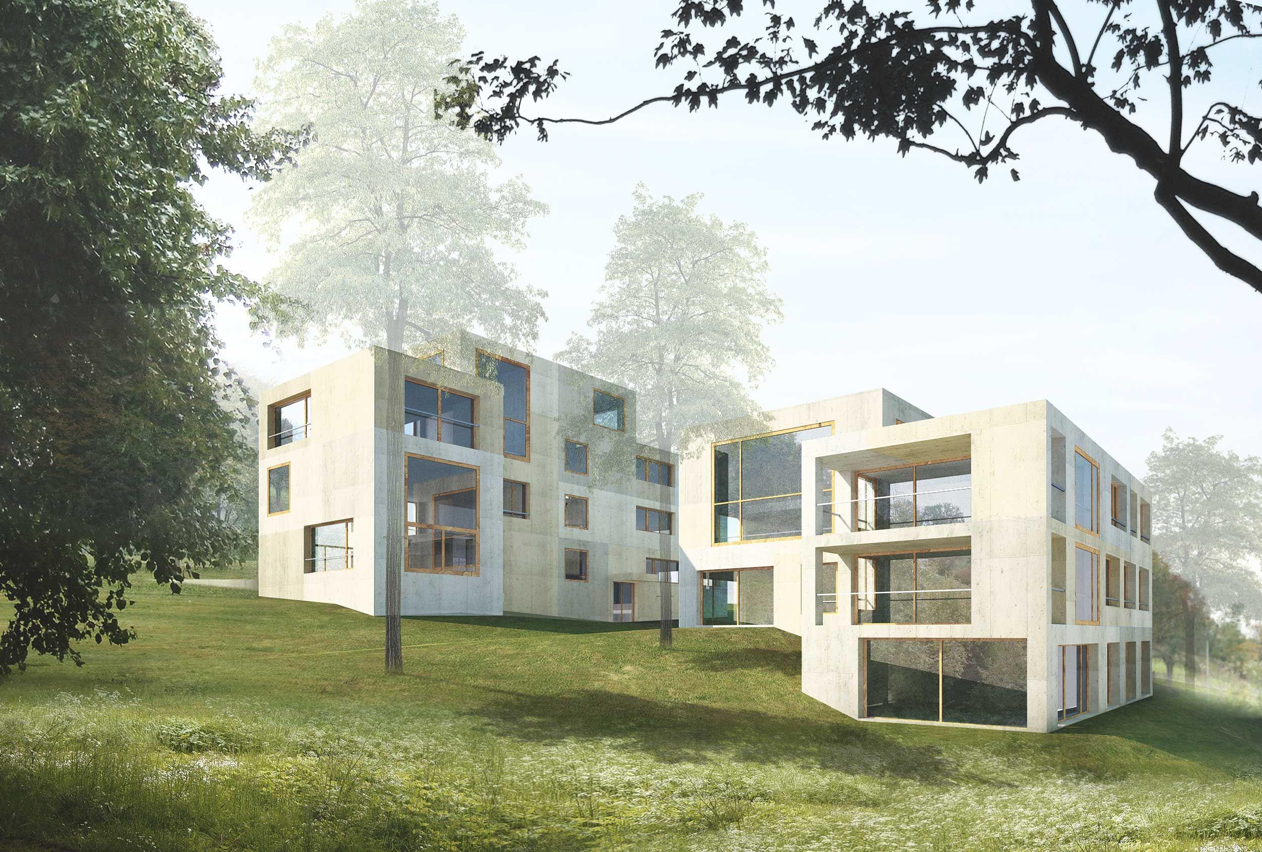 Housing Complex Villa Pax