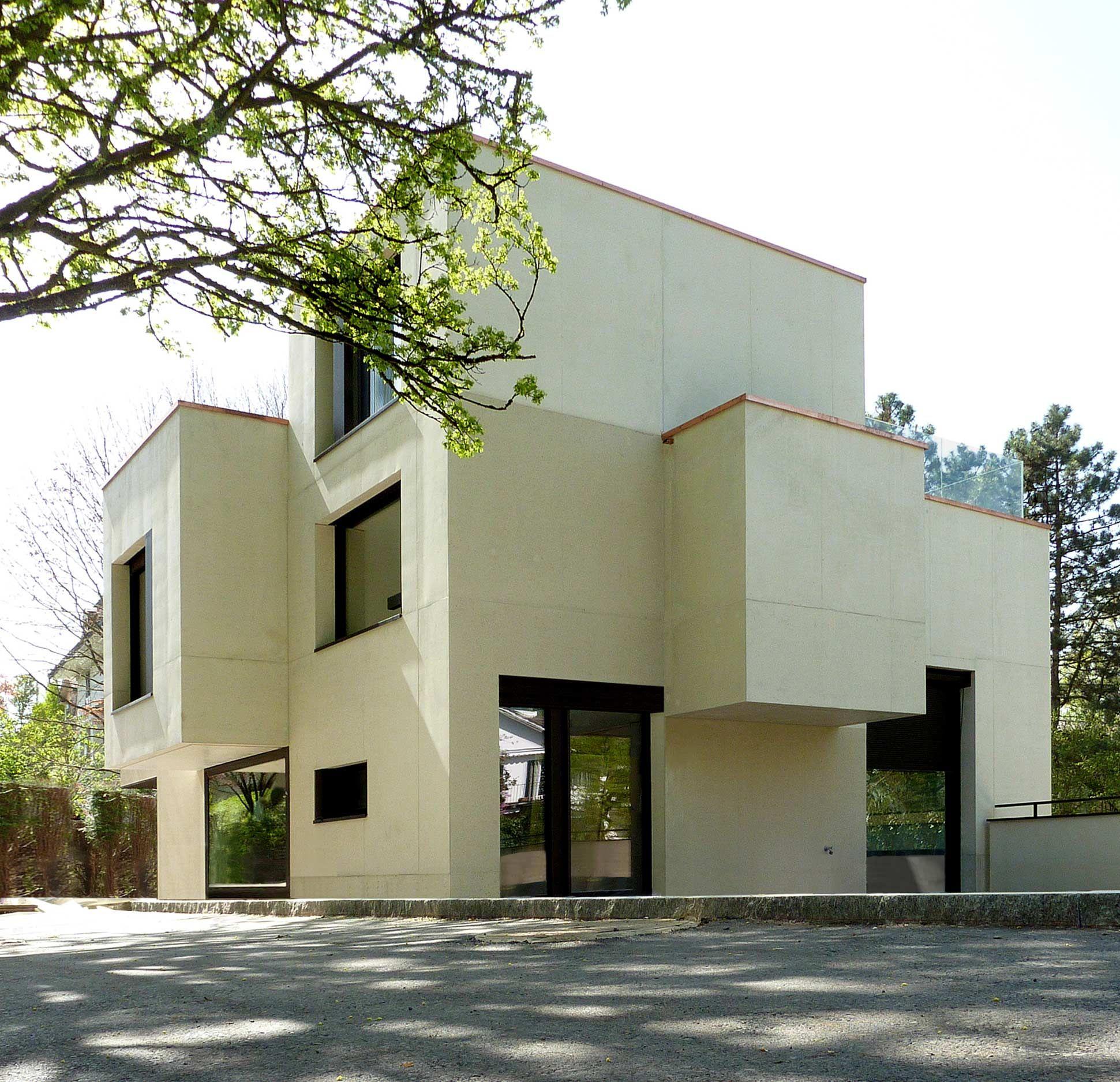 Detached House on Zürichberg