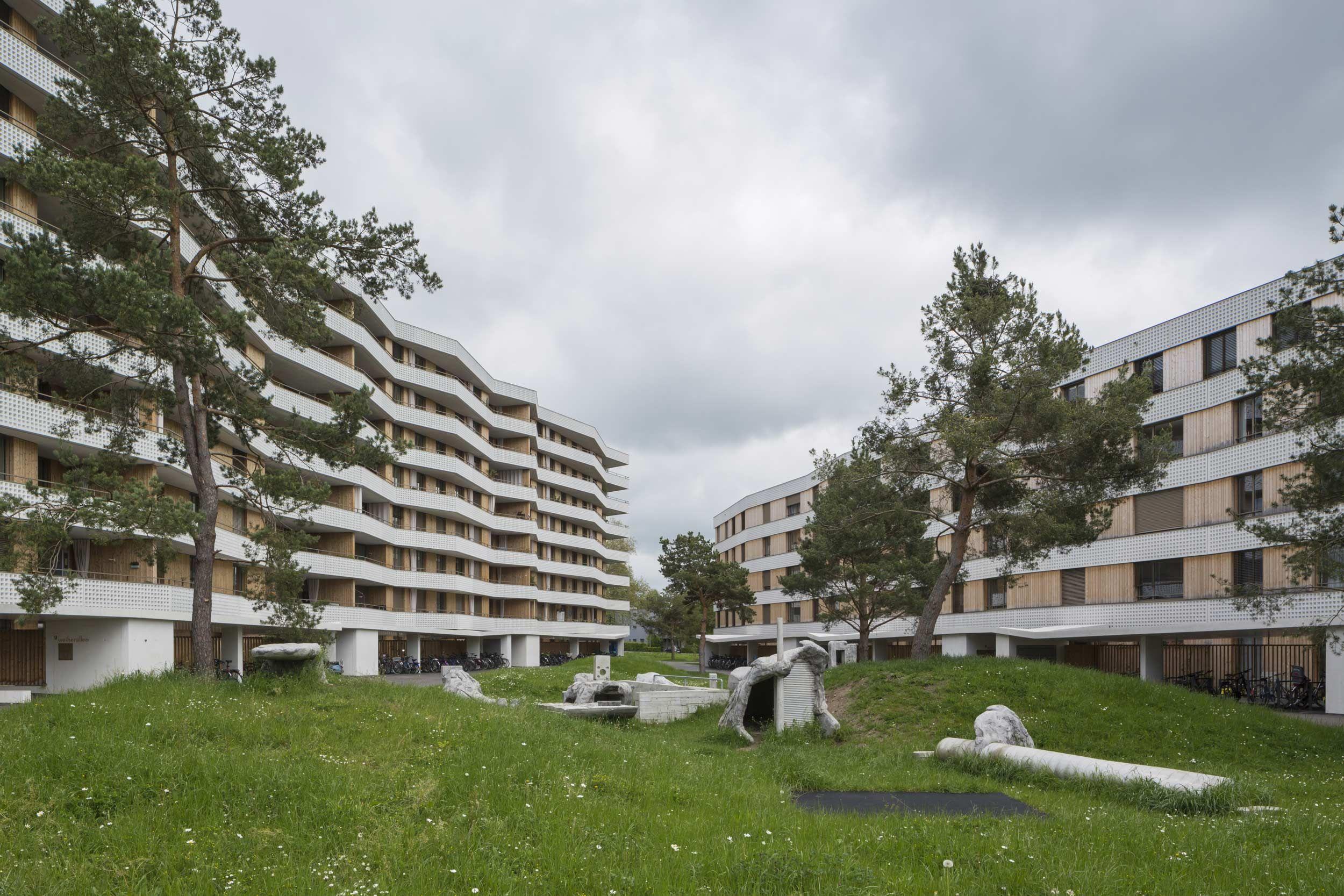 Housing Development Zellweger-Areal