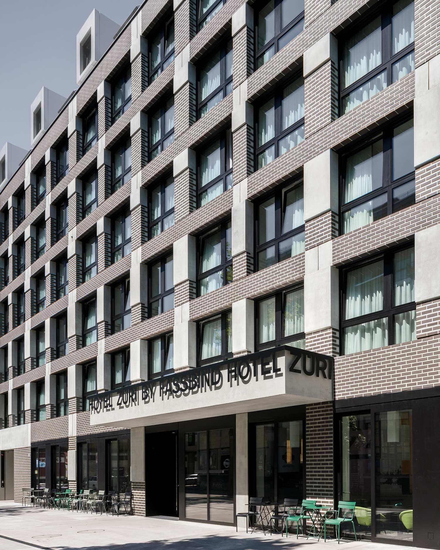 Hotel Züri, Heinrichstrasse