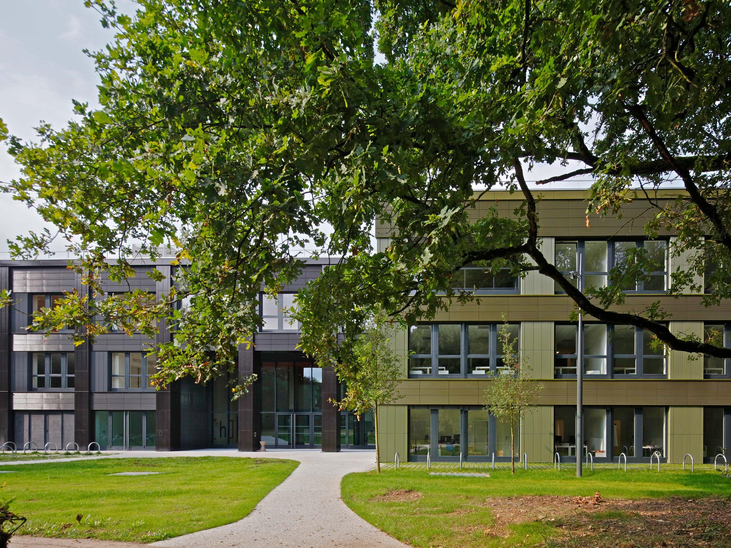 Francis Bouygues Building, Ecole CentraleSupélec