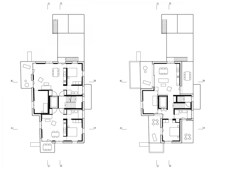 2nd floor / 4th floor