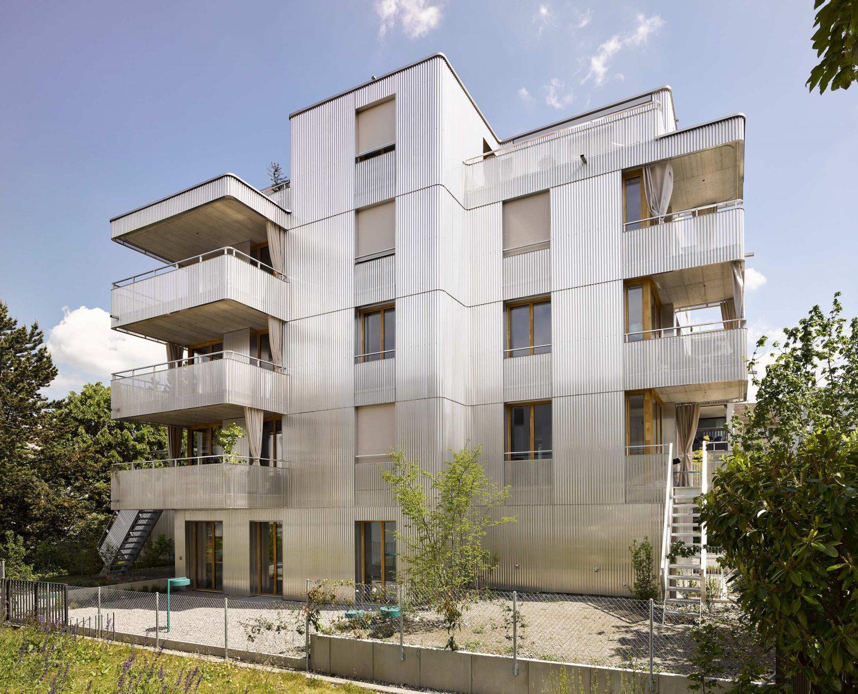 Residential Building in Küsnacht post image