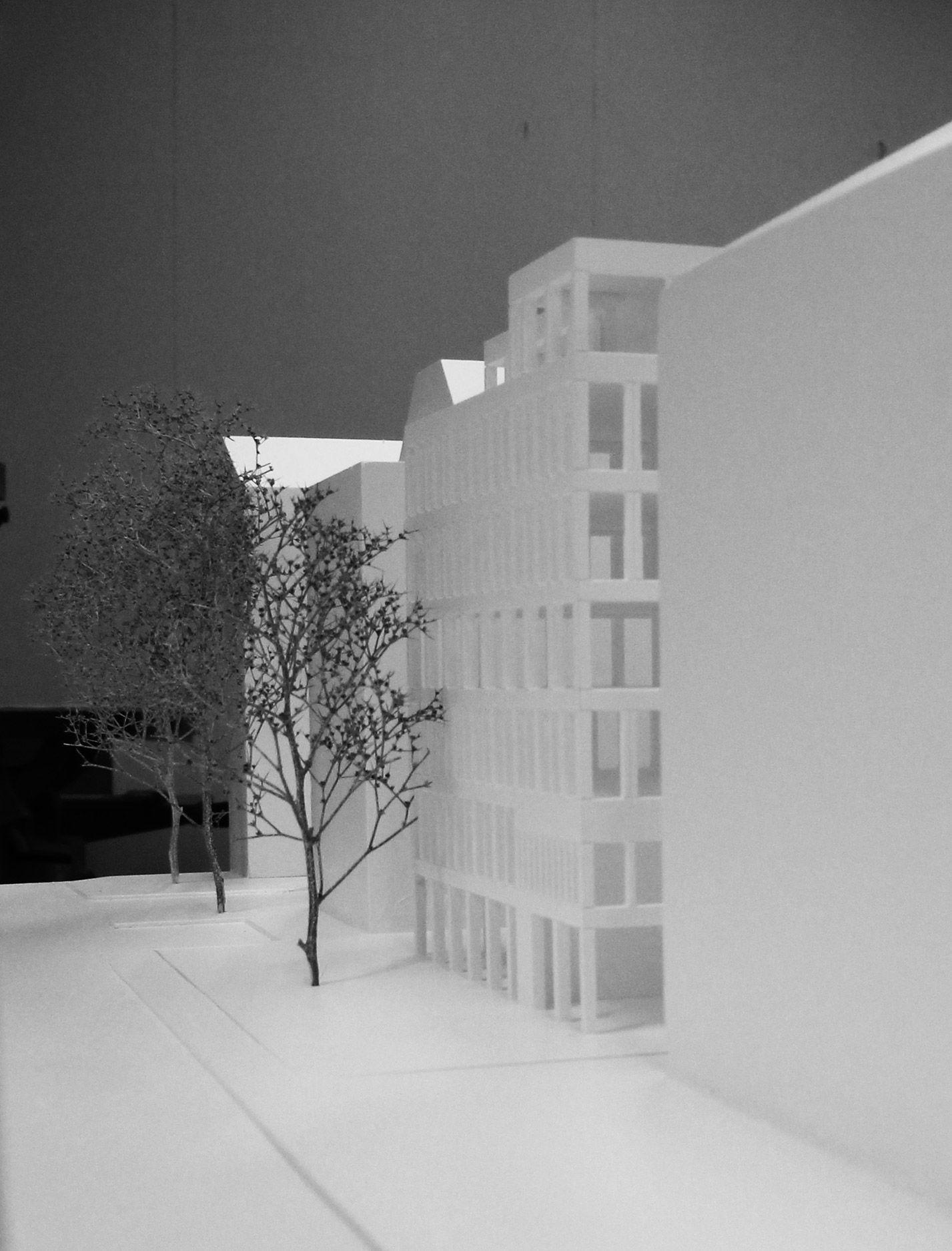 Office Building Claridenstrasse 35
