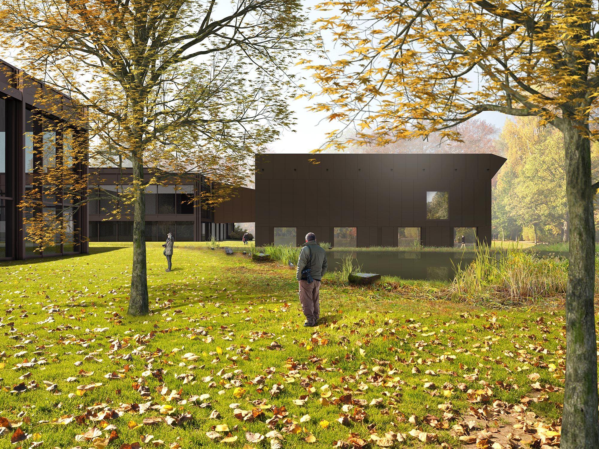 Extension Josef Albers Museum Quadrat