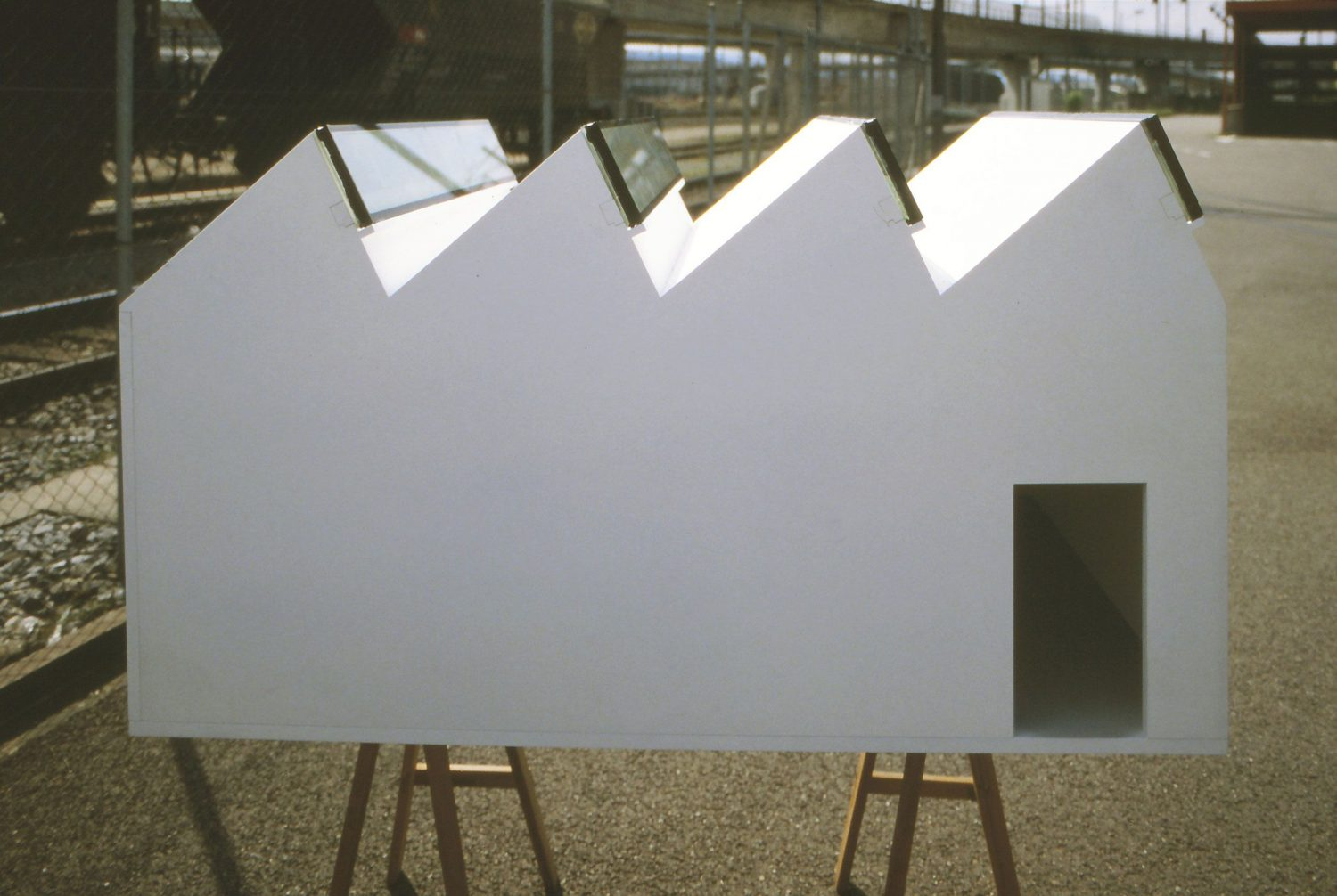 Model for light studies
