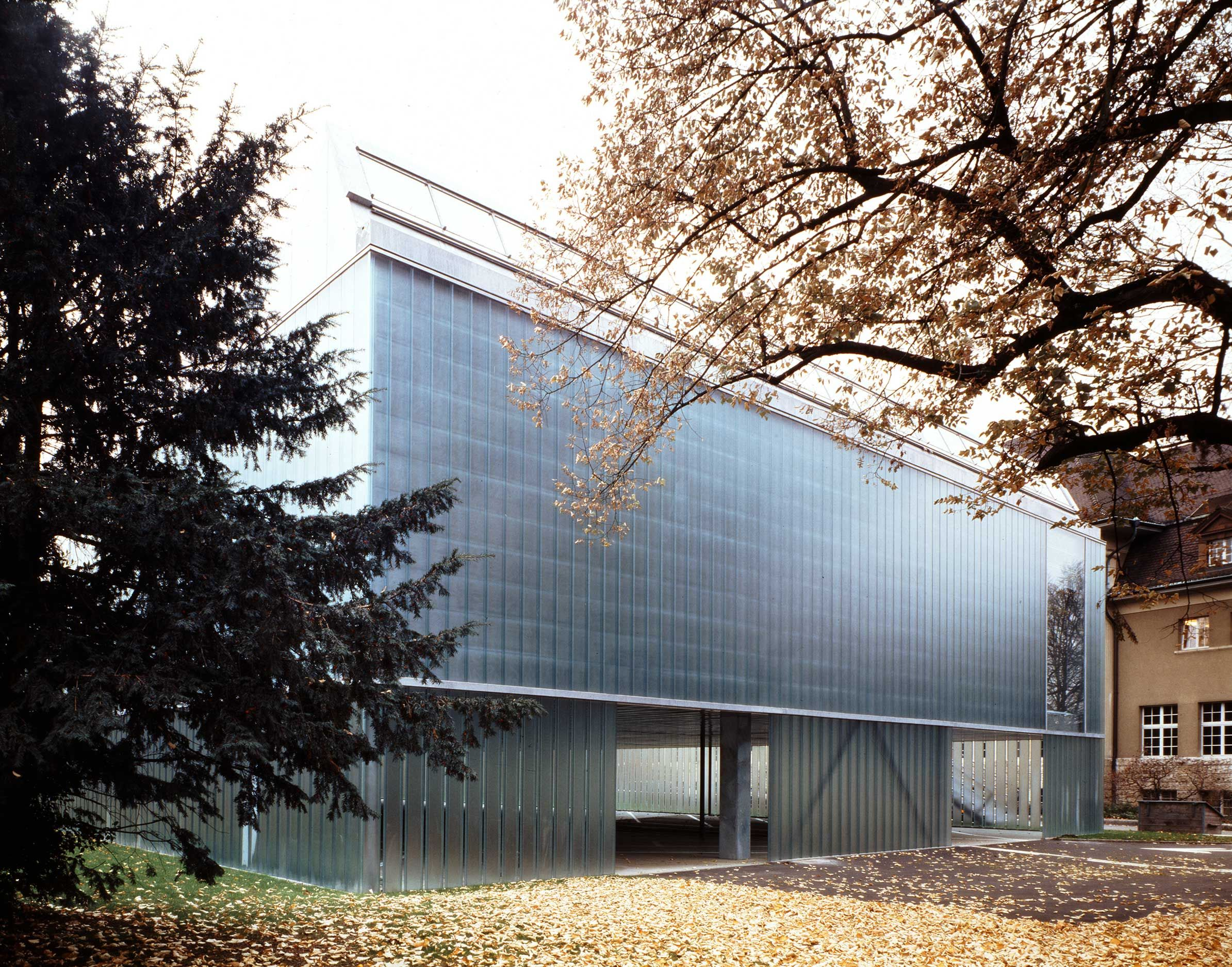 Extension of Kunstmuseum Winterthur
