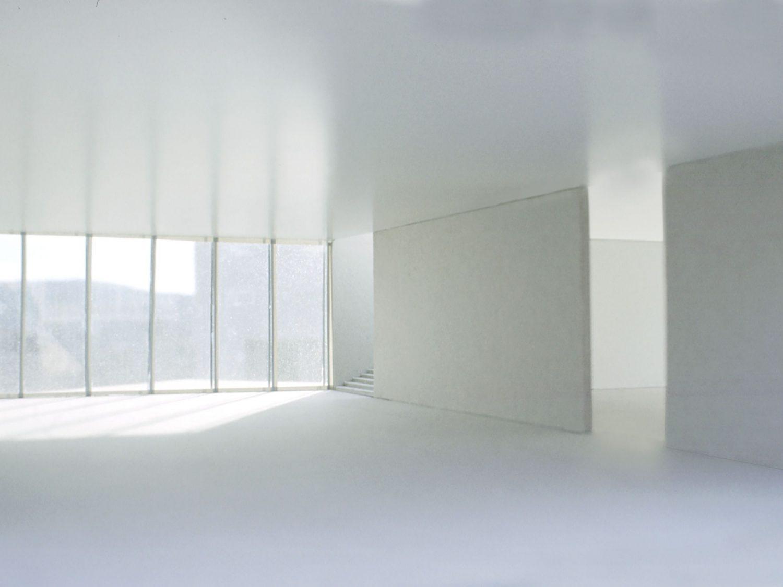 Raum mit Seitenlicht