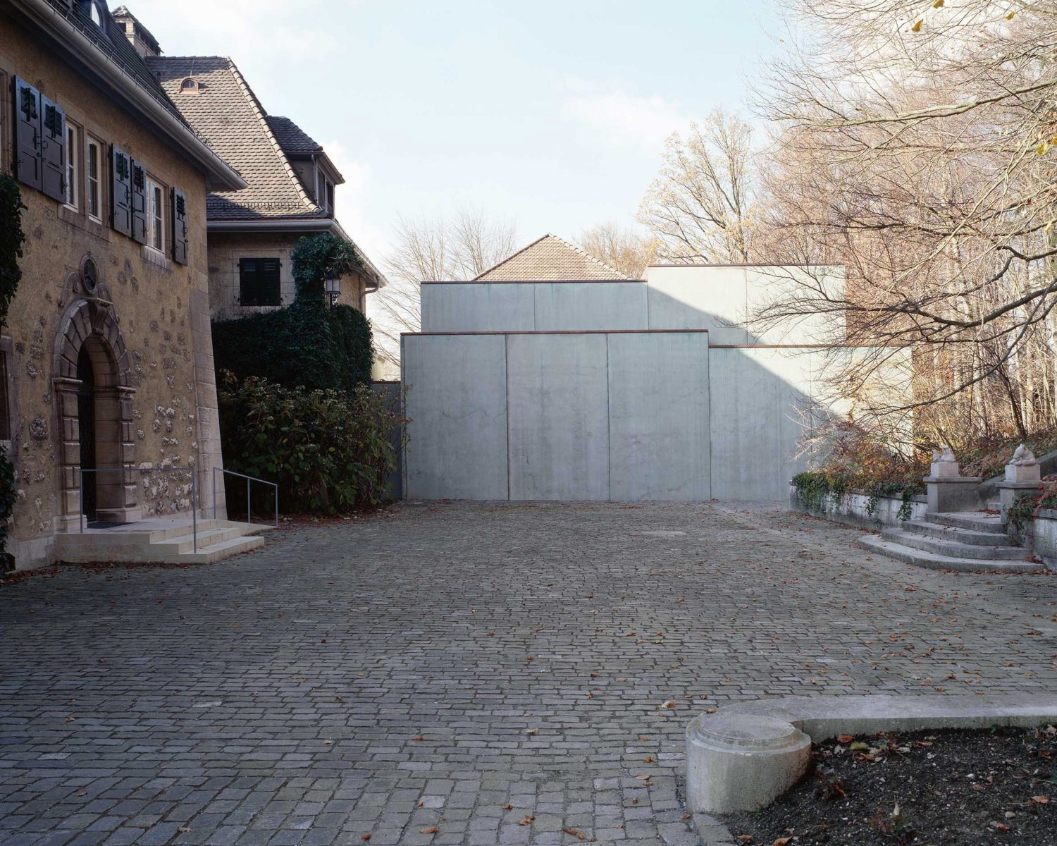 Renovation and Extension Oskar Reinhart Collection «Am Römerholz» post image