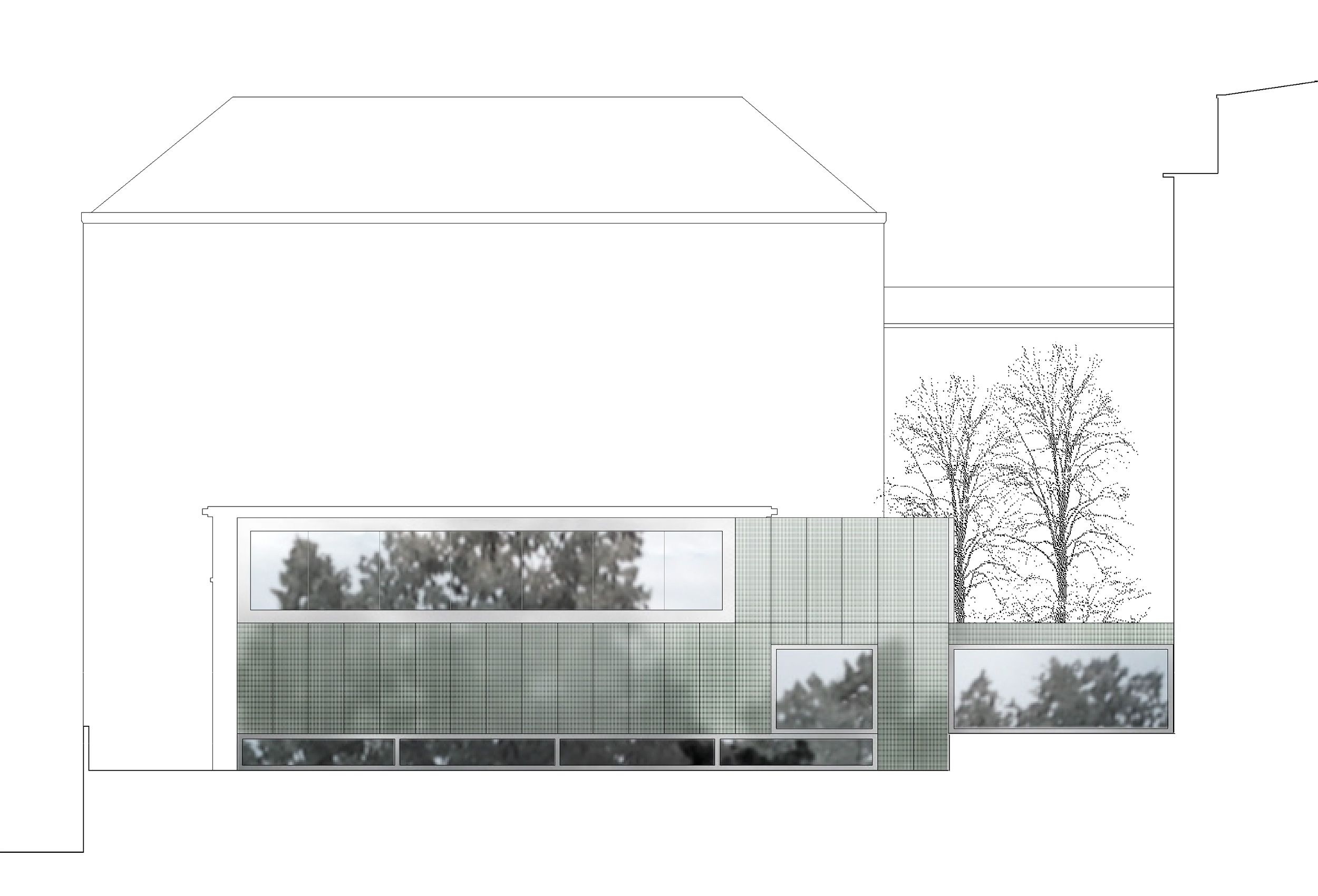 New building and remodeling of the Kunstmuseum Basel