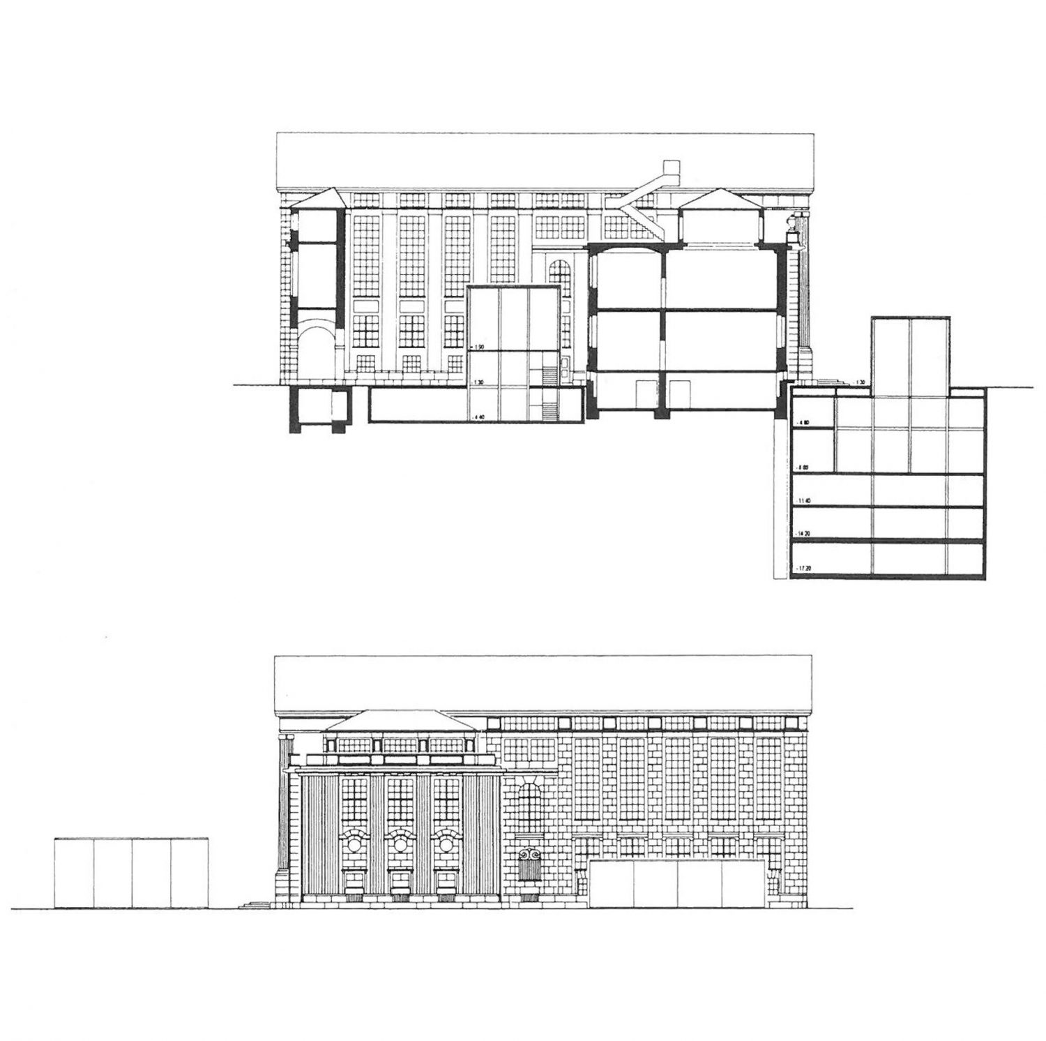 Section / Elevation