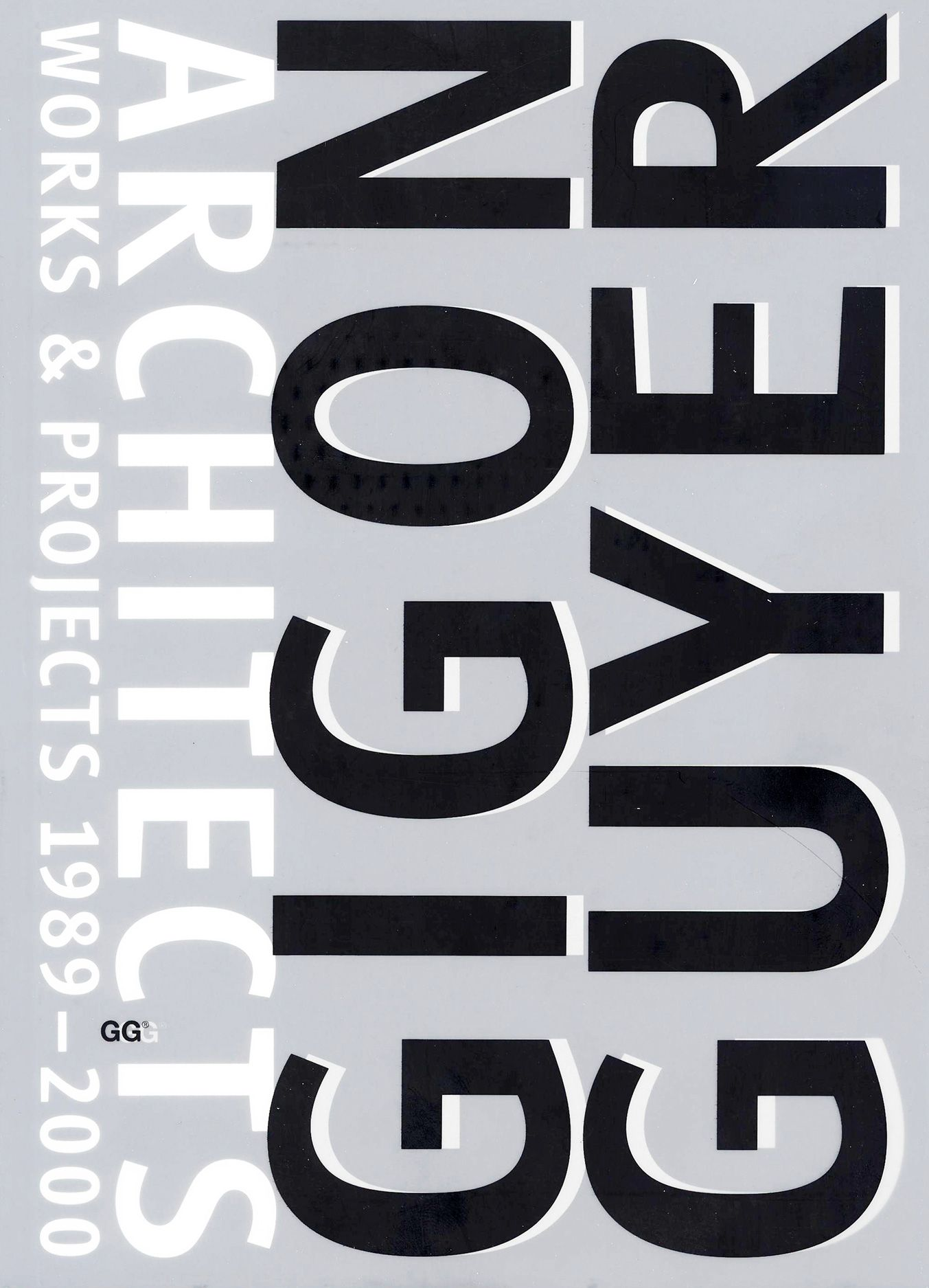 GIGON GUYER ARCHITECTS Works & Projects 1989–2000